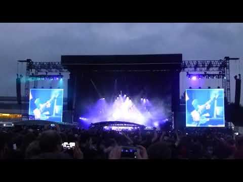 Foo Fighters - Best of You (Trabrennbahn Bahrenfeld Hamburg, 10.06.18) HD