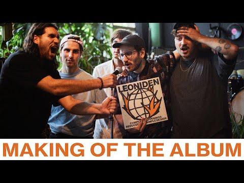 Die große Album Making-of-Doku   Leoniden
