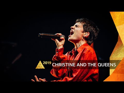 Christine and the Queens - Girlfriend (Glastonbury 2019)