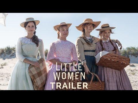 LITTLE WOMEN - Trailer - Ab 30.1.20 im Kino!
