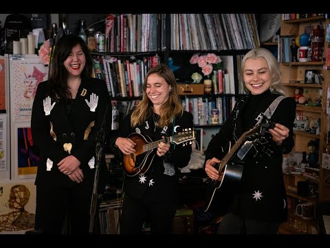 boygenius: NPR Music Tiny Desk Concert