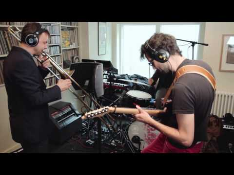 Daniel Brandt performs 'On The Move' for Erased Tapes on Worldwide FM