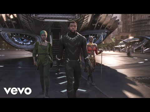 """Ludwig Göransson - Wakanda (From """"Black Panther""""/Official Audio) ft. Baaba Maal"""