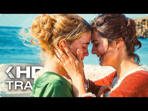 PORTRÄT EINER JUNGEN FRAU IN FLAMMEN Trailer German Deutsch (2019)