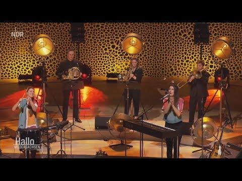 JOCO in der Elbphilharmonie Hamburg - NDR Hallo Niedersachsen TV 17.2.18