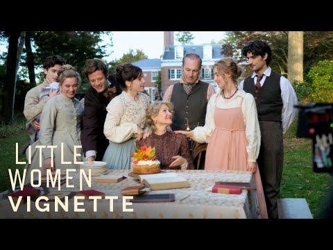 LITTLE WOMEN Vignette - Behind-The-Scenes