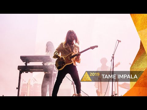Tame Impala - Borderline (Glastonbury 2019)
