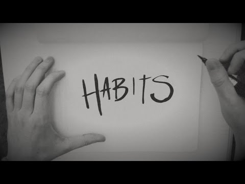 Plested - Habits [Official Lyric Video]