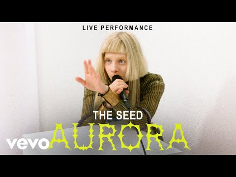 "Aurora - ""The Seed"" Live Performance 