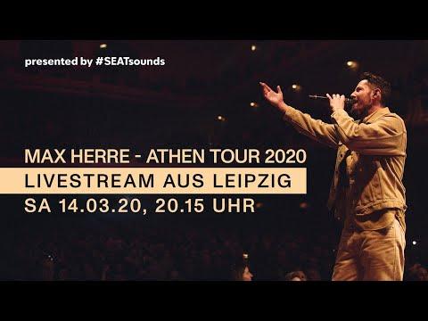 Max Herre - Athen-Tour live aus Leipzig