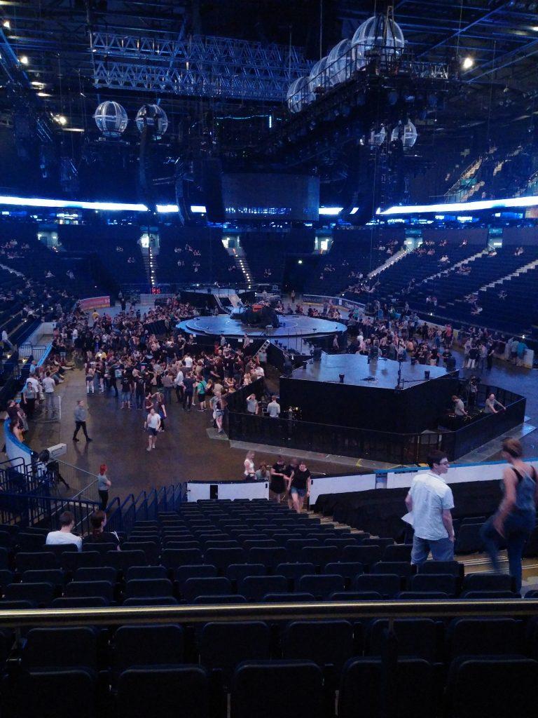 Muse - 360 Grad Bühne