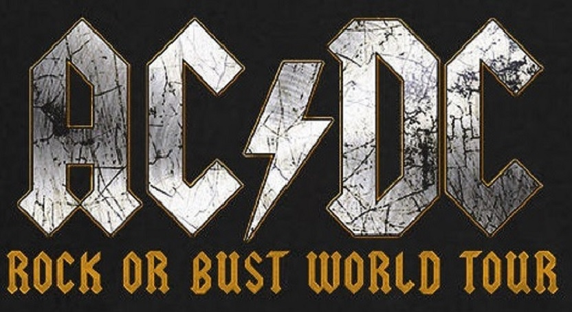 ACDC - Rock or Bust World Tour