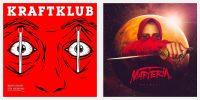 Neue Alben von Kraftklub und Marteria