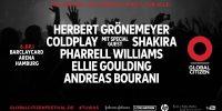 Trotz Unruhen: Hamburg feiert ausgelassen beim Global Citizen Festival 2017