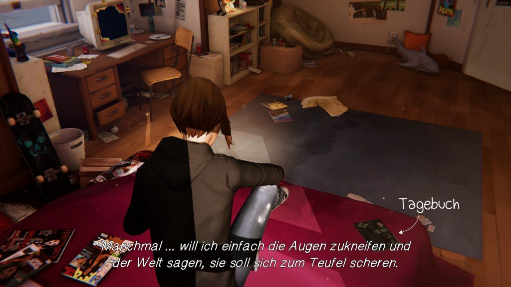 Life is Strange: Before the Storm - Ingame Screenshot