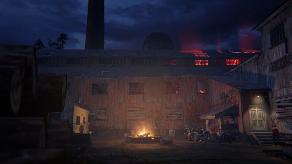 Life is Strange: Before the Storm - Ingame Screenshot
