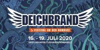 Deichbrand Festival 2020: Bunter Mix in der ersten Bandwelle