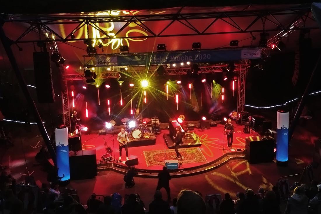 Konzerte Kieler Woche 2021